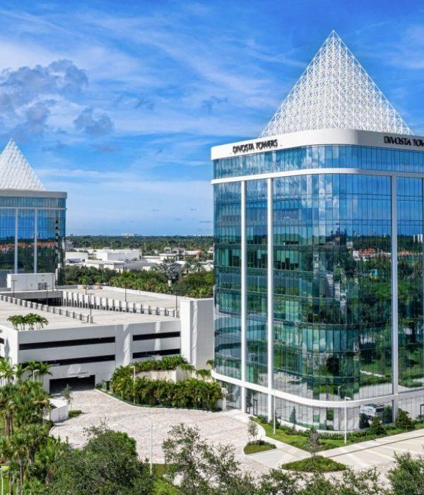 Divosta Towers Office Buildings In, Divosta Homes Palm Beach Gardens Florida